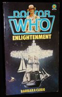 Doctor Who Target Novelisation No 85: Enlightenment - Paperback
